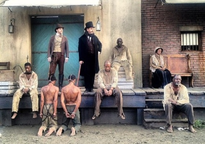 12 years a slave, slave auction