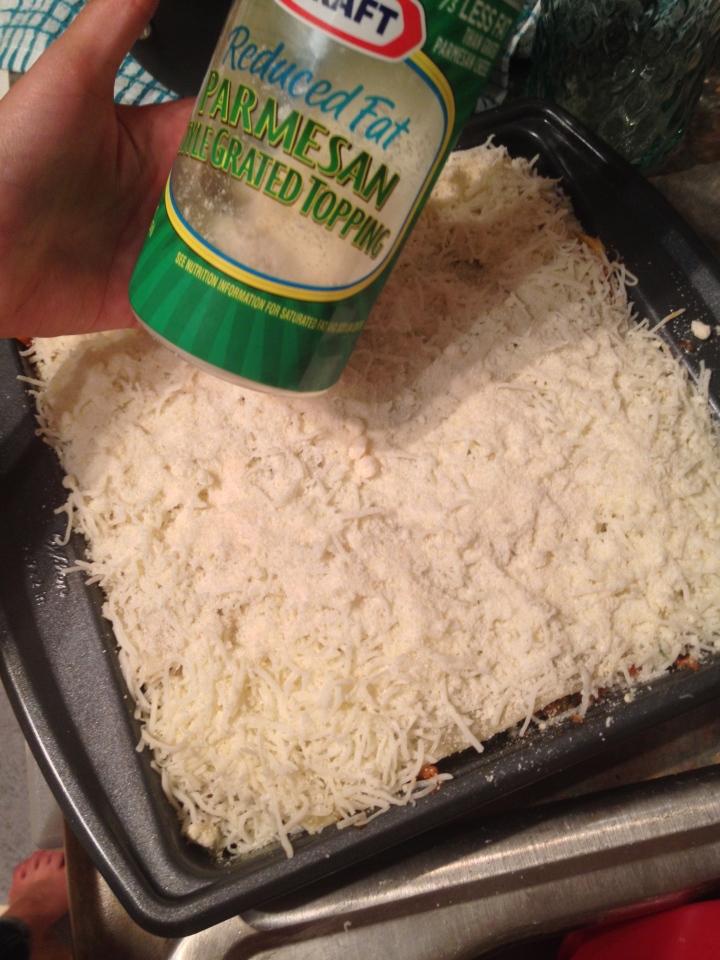 Vegetable Lasagna, Italian Cooking, Parmesan Cheese, Kraft Reduced Fat