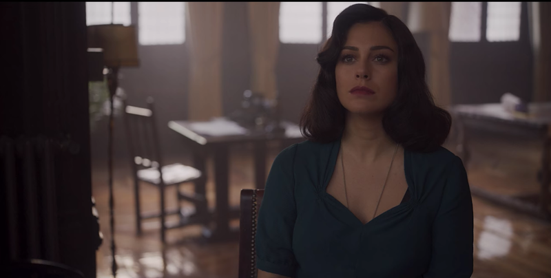 Las Chicas Del Cable Season 5 Part 1, Cable Girls, Netflix, Lidia, oscar, lipstick,